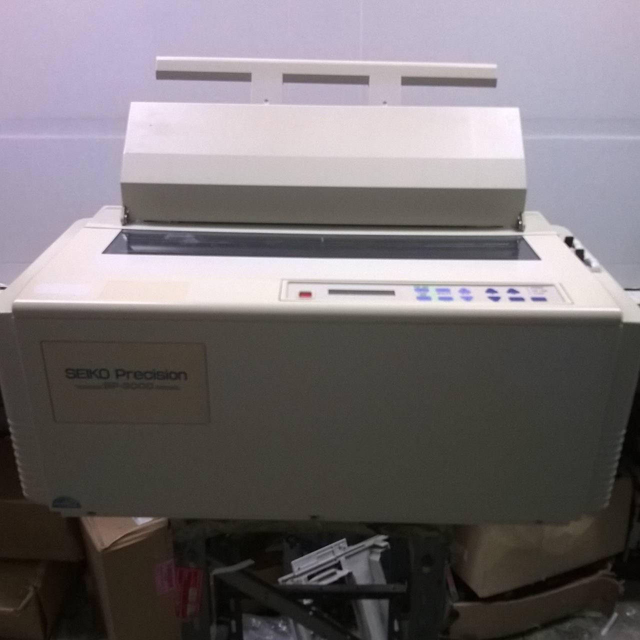 เครื่องพิมพ์ SEIKOSHA  BP9000/9000 Plus